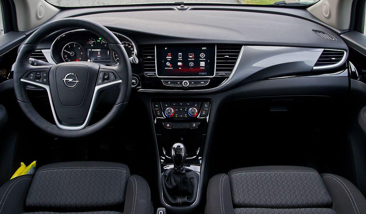 File Opel Mokka X 1 6 Cdti Ecoflex 4x4 Edition Facelift