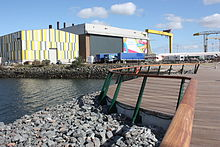 Opening Day, Titanic Belfast, 31 March 2012 (71).JPG
