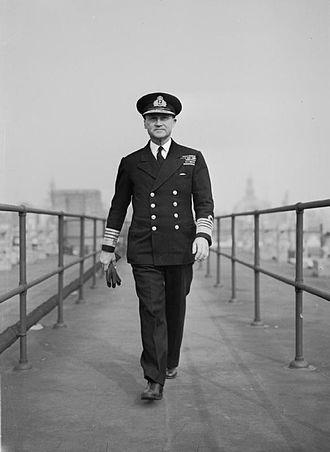 Bertram Ramsay - Ramsay in 1944
