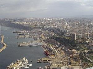 Rachid Taha - Taha grew up in the seaside Algerian city of Oran.