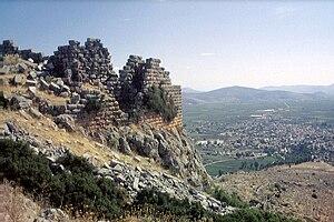 Orchomenus (Boeotia) - The acropolis