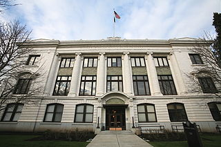 Oregon Supreme Court Building