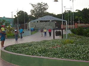 Roraima - Orla Taumanan in Boa Vista, Roraima.