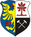 Coat of arms of Orlová  Orłowa