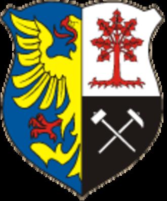 Orlová - Image: Orlová znak