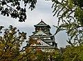Osaka Osaka-jo Hauptturm 04.jpg