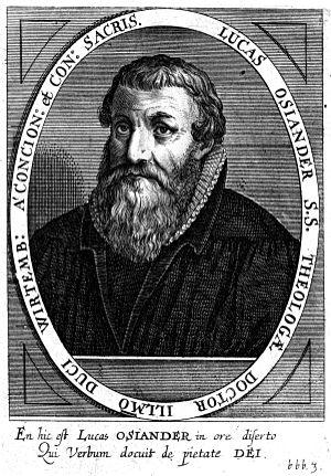 Osiander, Lucas (1531-1604)