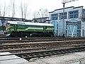 Osipovichi depot and M62.jpg