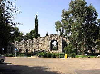 Dan, Israel - Image: Osishkin
