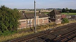 Otterington railway station MMB 16.jpg