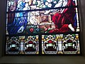 Our Lady of Czestochowa Catholic church in Jersey City - Black Tom explosion commemorative stained glass windows.jpg