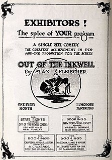 <i>Out of the Inkwell</i> 1918 film