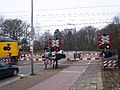 Overweg Barchman Wuytierslaan in Amersfoort 2007 1.jpg