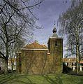 Overzicht van de westgevel van de kapel - Tilburg - 20396735 - RCE.jpg