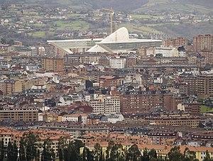 Español: El Palacio de Congresos Princesa Leti...