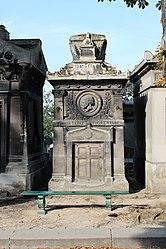 Louis Merley: Grave of Tetaz