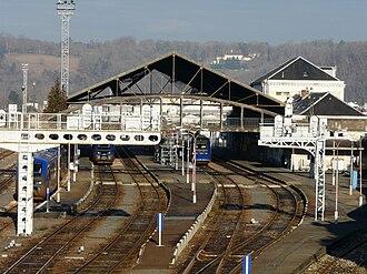Gare de Périgueux - Image: Périgueux gare (3)