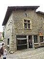 Pérouges - Maison Tari (cadastre 1406) - rue du Prince (4-2014) (2014-06-22 14.43.58.jpg