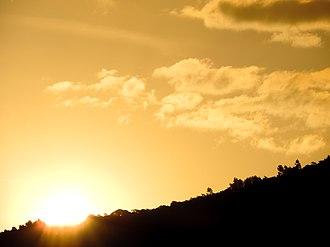 Sapiranga - Sunset at Ferrabraz
