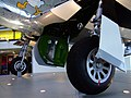 P-51 Mustang undercarriage at RAF Museum London Flickr 4607707896.jpg