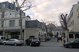 Villa d 39 eylau wikip dia - 16 avenue victor hugo ...