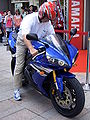 PGR4 Pre-launch in Taiwan MoichiInoshita with Yamaha R1.jpg
