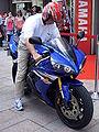 PGR4 Pre-launch in Taiwan MoichiInoshita with Yamaha R1.jpg