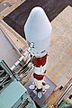 PSLV-C51 at first launch pad top view.jpg