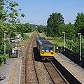 Pacer at Wennington Station (geograph 5805516).jpg