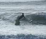Paddle surfing 7 2008.jpg