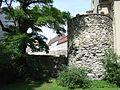 Paderborn Stadtmauer-Turm an der Franziskanermauer.jpg