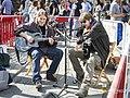 Paella a la Plaça de la Reina, Falla Tio Pep 04.jpg