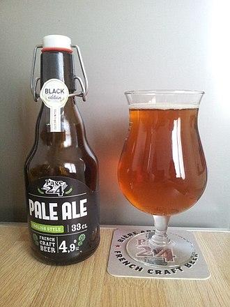 Pale ale - Pale ale, English style