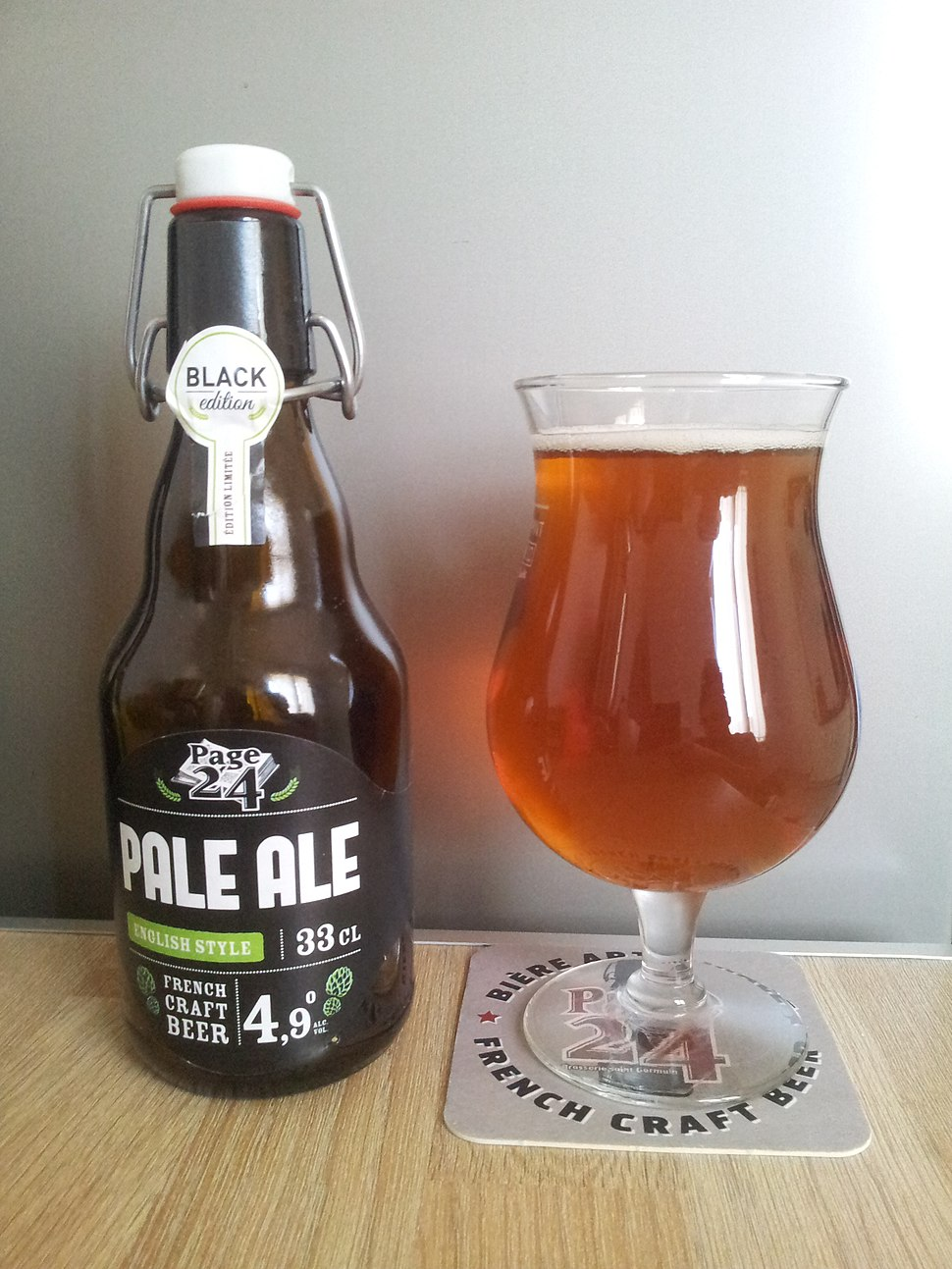 Page 24 Pale Ale beer
