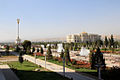 Palace of Nations and the Great Seal Monument, Dushanbe, Tajikistan.JPG
