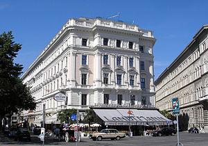 Palais Lieben-Auspitz - Palais Lieben-Auspitz in Vienna, Austria