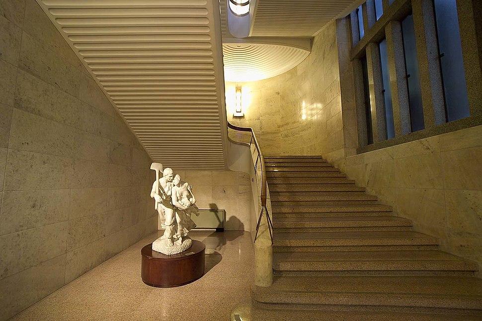 Palazzo delle colonne, interno 15