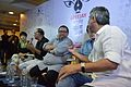Panel Discussion - Cinemar Sahitya Na Sahityer Cinema - Apeejay Bangla Sahitya Utsav - Kolkata 2015-10-10 5765.JPG