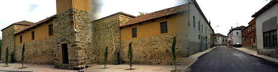 Santiago del Molinillo - Wikipedia, la enciclopedia libre