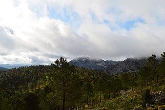 Panorámica realizada en el Parque Natural de la Sierra de Grazalema.jpg