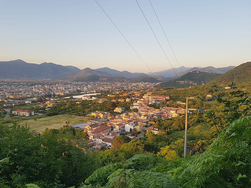 Sant'Egidio del Monte Albino – Veduta