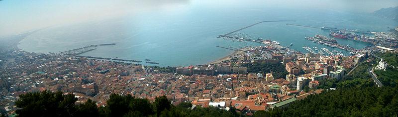 Salerno e il suo porto