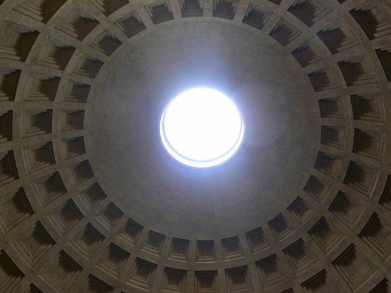 File:Pantheon Oculus.jpg