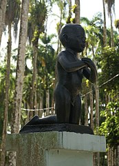 statue of Ruben Klas