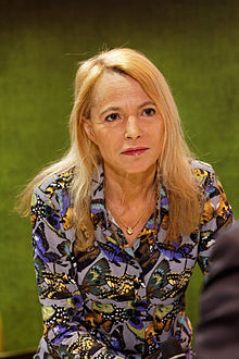 Paris - Salon du livre 2012 -Laure Adler - 007.jpg
