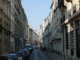 Image illustrative de l'article Rue Froissart (Paris)