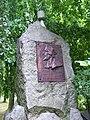 Park Javorka, Husův pomník.jpg