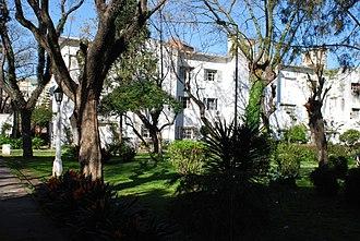 Parque Avellaneda - Image: Parque Avellaneda, complejo de casas con parques en el barrio (septiembre 2008)