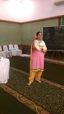 File:Participant at TTT 2017 gives her feedback and plans for the future.ogv
