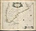 Paskaarte van Het Zuydelijckste van America van Rio de la Plata, tot Caap de Hoorn, ende inde Zuyd Zee, tot B. de Koquimbo (7537870984).jpg